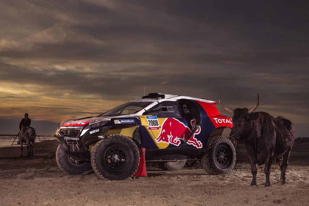 2015 Dakar Mini Peugeot Toyota And The Rest Rallystar