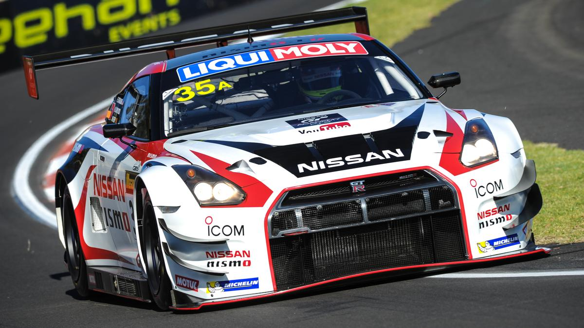 Nissan Gt R Nismo Wins Bathurst 12 Hour Race In Australia