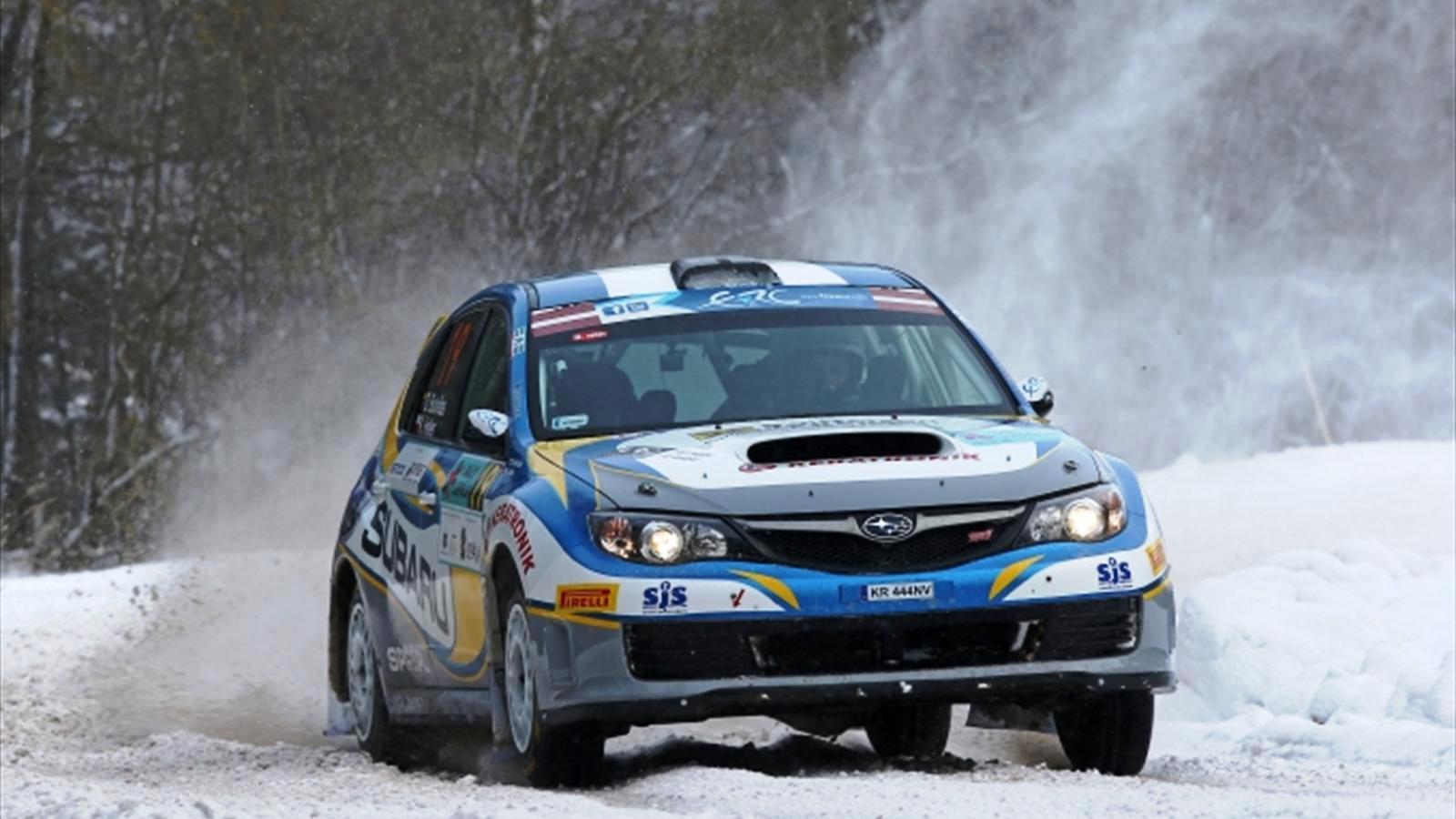 Impreza Body Cover Mobil Toyota Hardtop Abu abu · Impreza . Source · Subaru Poland Rally Team commits to full Erc programme