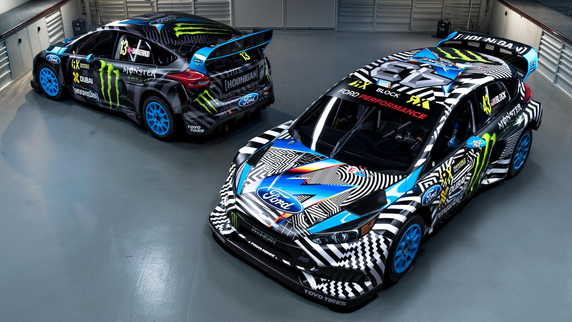 this is ken block s new rallycross car rallystar. Black Bedroom Furniture Sets. Home Design Ideas