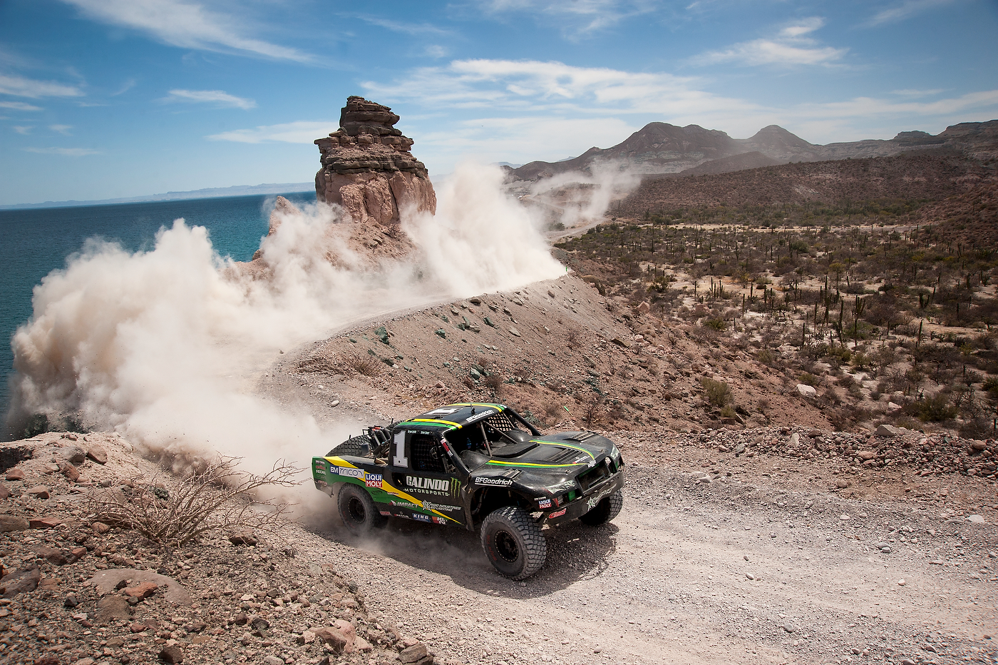 Score Baja 1000 Enselada Rallystar