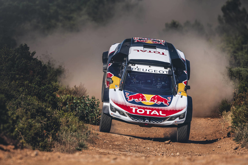 maximum attack for peugeot as the peugeot 3008dkr maxi is launched rallystar. Black Bedroom Furniture Sets. Home Design Ideas