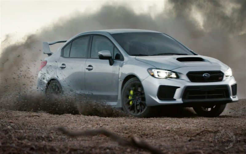 Rumors Of The Subaru Wrx Sti S Are Greatly Exaggerated Rallystar