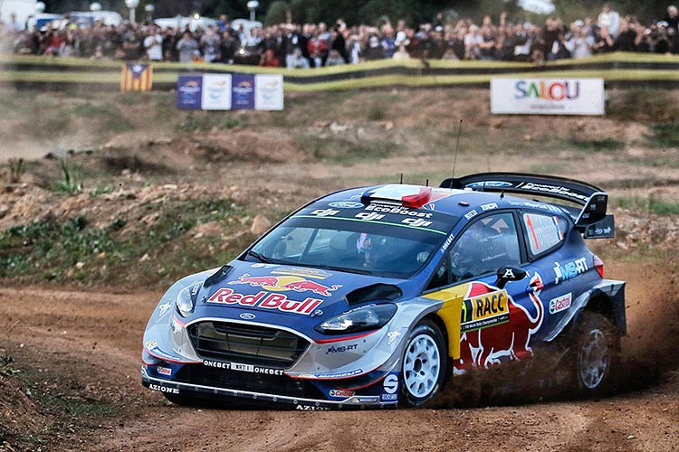 M-Sport to Receive Extra Support From Ford – Rallystar
