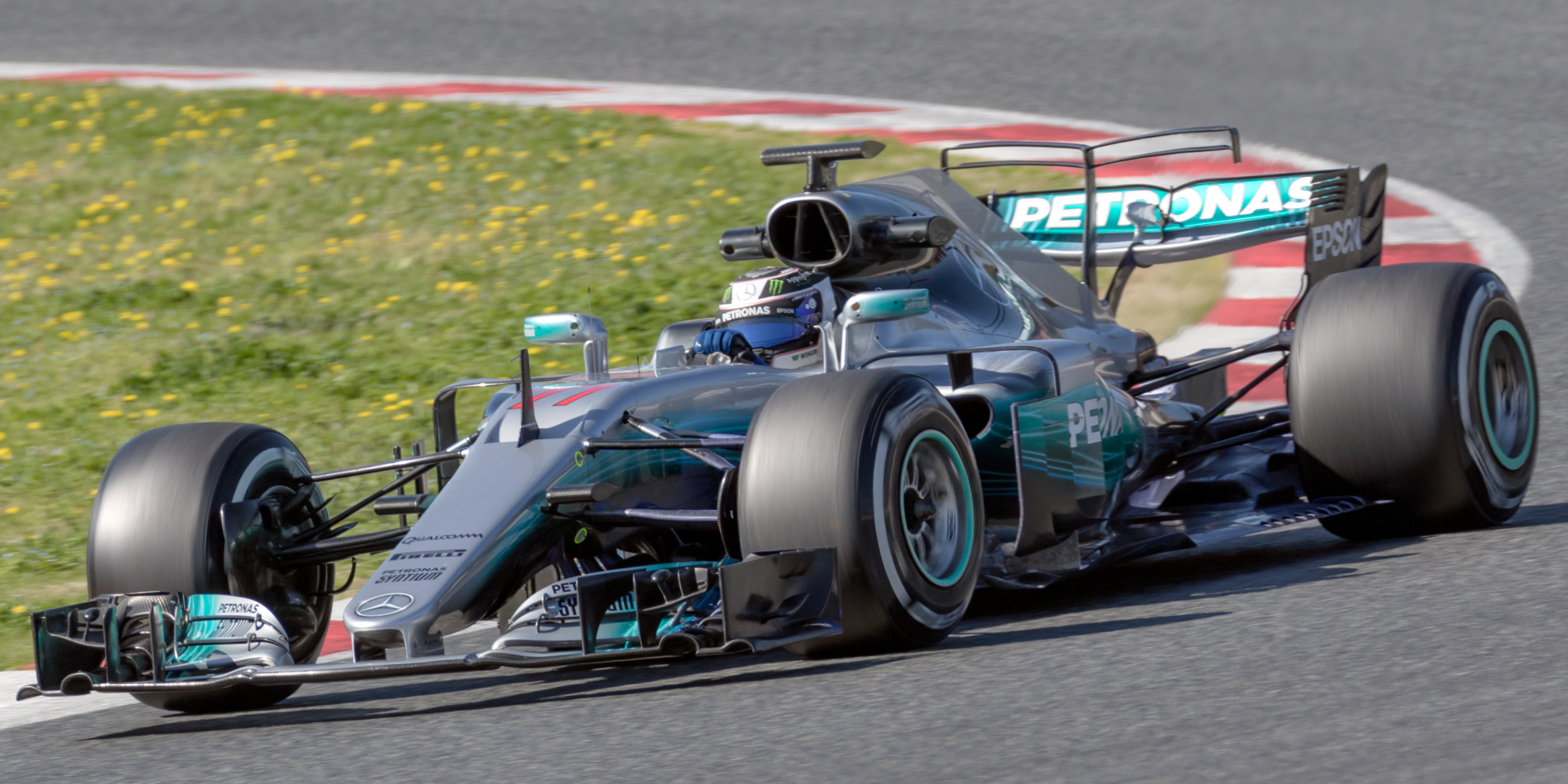 Formula One Mercedes Reveal Replacement Candidate For Valtteri