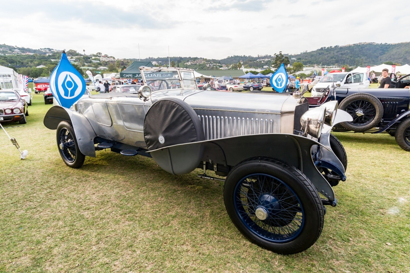 THE 2018 KNYSNA MOTOR SHOW AIMS FOR 400 CLASIC CARS AND MOTORCYCLES ...