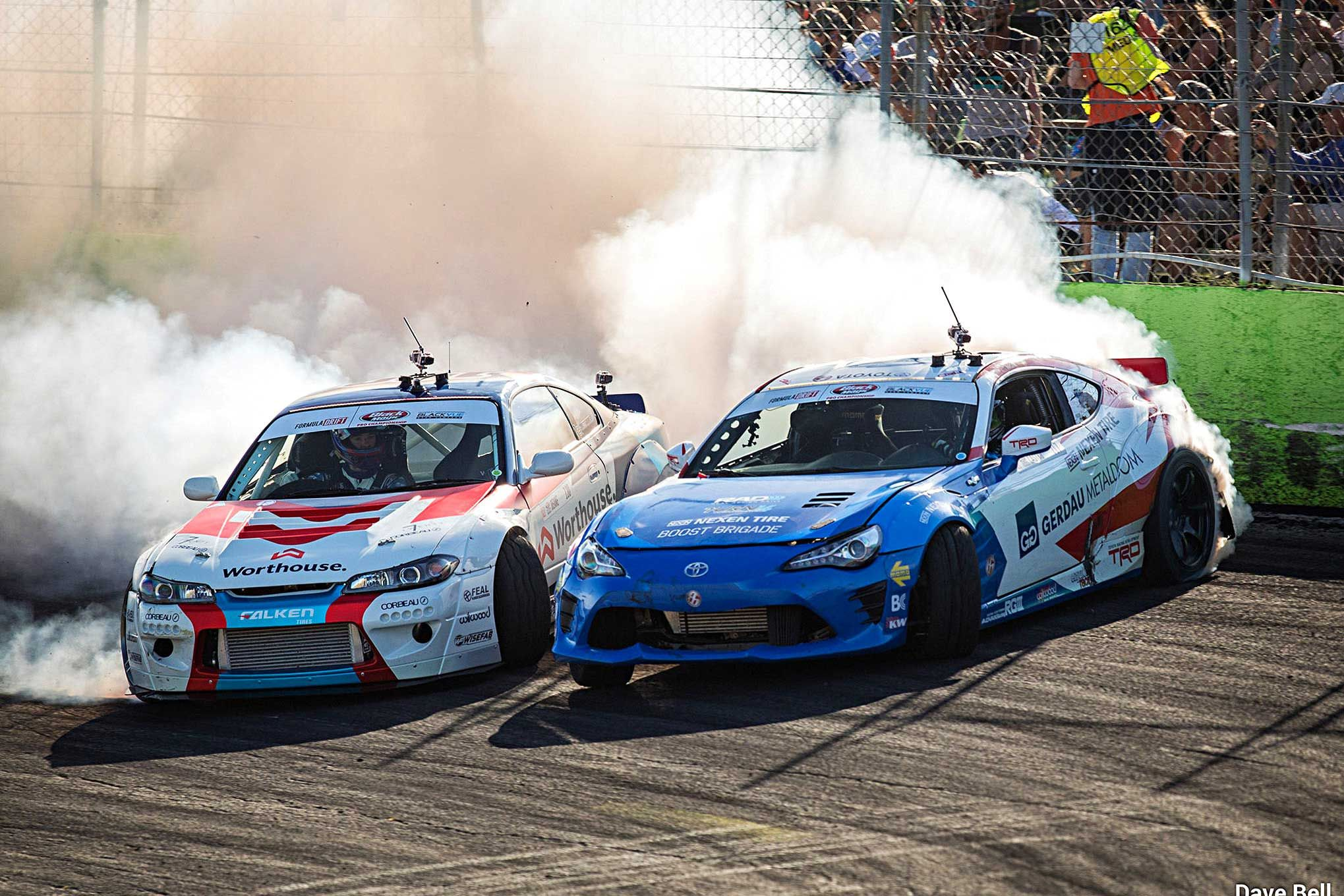 formula drift  returning  irwindale speedway rallystar